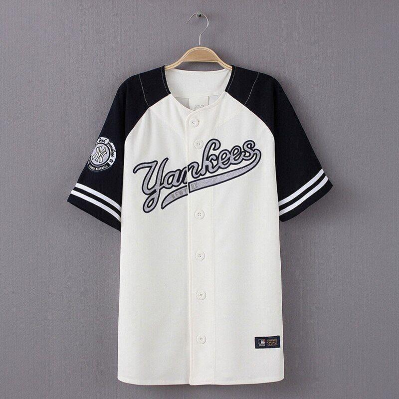 Shirt baseball compressor - ۲۰ نوع مختلف پیراهن