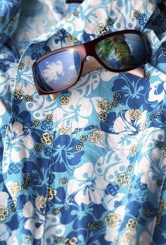 aloha shirt - ۲۰ نوع مختلف پیراهن