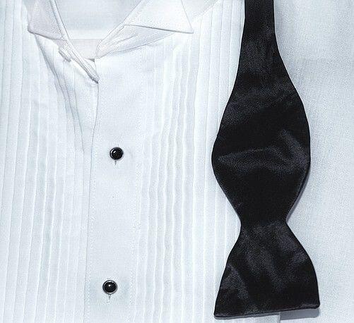tuxedo shirt - ۲۰ نوع مختلف پیراهن