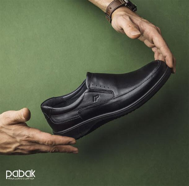 کیفیت کفش های ساخت ایران