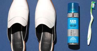 چگونه از کفش های چرم مراقبت کنید