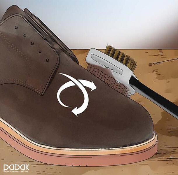 How to paint shoes 9 - چطور کفش را رنگ کنیم