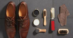 چگونه کفش را براق کنیم