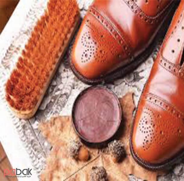 how prepare home shoe wax 1 - طرز تهیه واکس کفش خانگی
