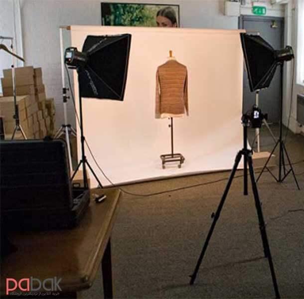 Product photography training - آموزش عکاسی از محصولات