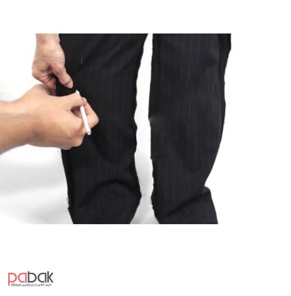 Tighten the hem of the pants 1 - چگونه شلوار را از بغل تنگ کنیم