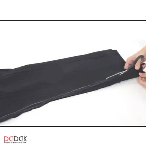 Tighten the hem of the pants 6 - چگونه شلوار را از بغل تنگ کنیم