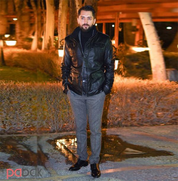 leather jacket 2 - کاپشن چرم را با چی بپوشیم