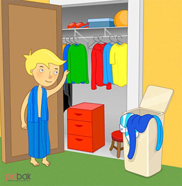 اصول مراقبت از لباس ها