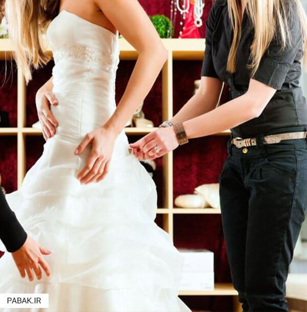 فروشگاه های دارای خیاط خرید کنید - چگونه لباس عروس انتخاب کنیم