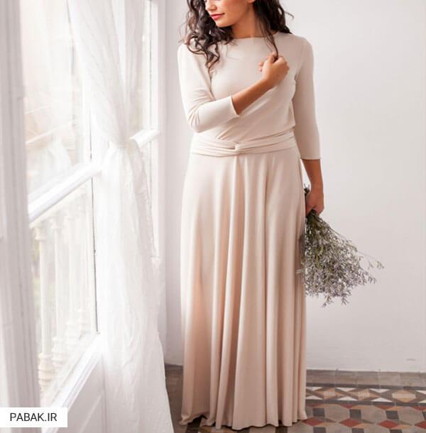 از رنگ مشابه زمانی که عروس عضوی از خانواده است - برای عروسی چی بپوشم