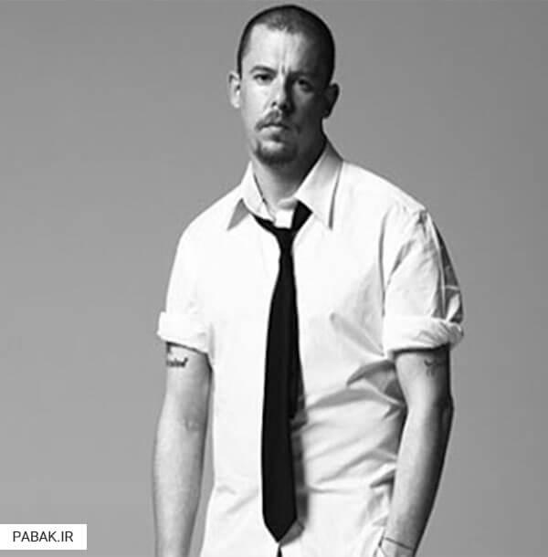 مک کوئین - برترین طراحان لباس دنیا