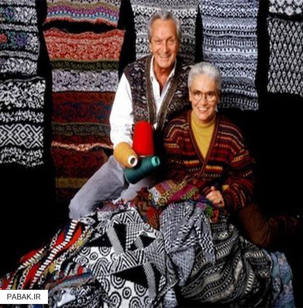 میسونی یک شرکت پوشاک ایتالیایی - برترین طراحان لباس دنیا