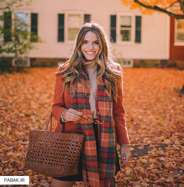 مناسب فصل های سرد - رنگ های مناسب آرایش پاییز و زمستان
