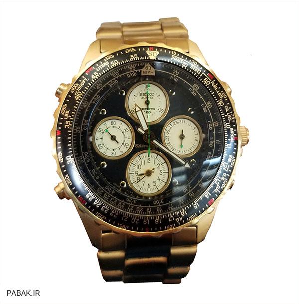 مچی خلبانی - انواع مختلف ساعت مچی