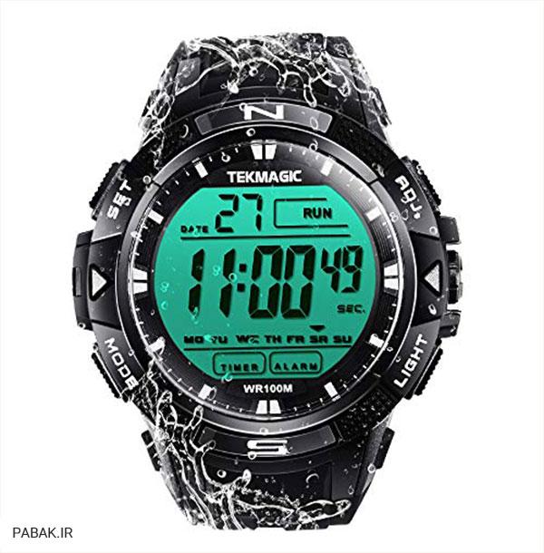 مچی غواصی - انواع مختلف ساعت مچی
