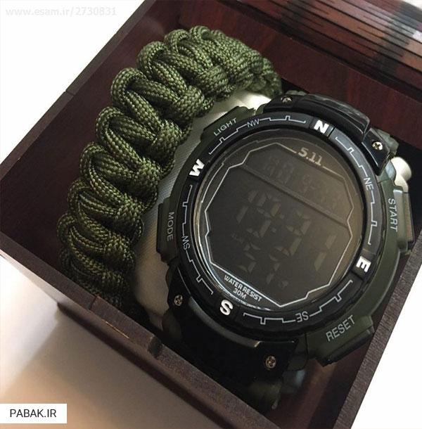 مچی نظامی 1 - انواع مختلف ساعت مچی