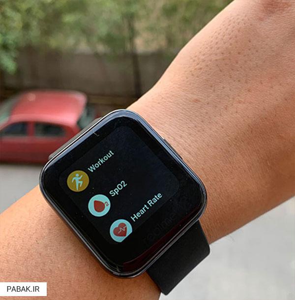 مچی هوشمند - انواع مختلف ساعت مچی
