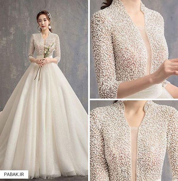 مناسب یک لباس عروسی - چگونه لباس عروس انتخاب کنیم