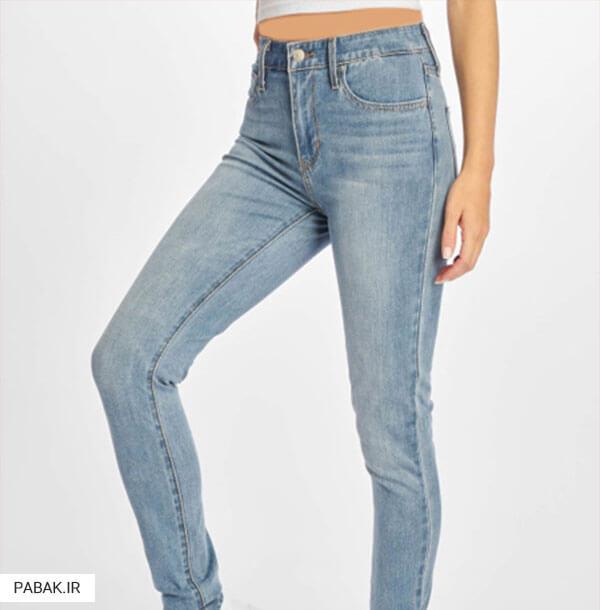 کردن شلوار جین فاق بلند با تاپ کوتاه - همه چیز درباره شلوار جین فاق بلند