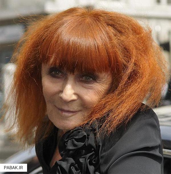 رایکیل طراح و کارآفرین فرانسوی - برترین طراحان لباس دنیا