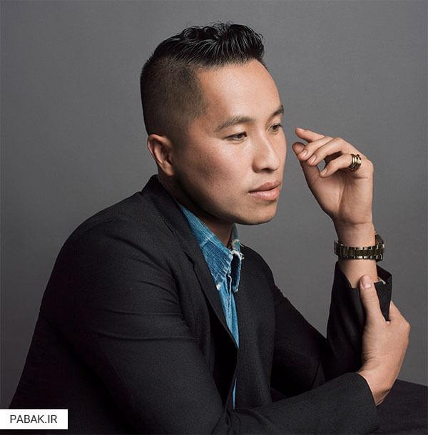 لیم یک طراح لباس آمریکایی با تبار چینی - برترین طراحان لباس دنیا
