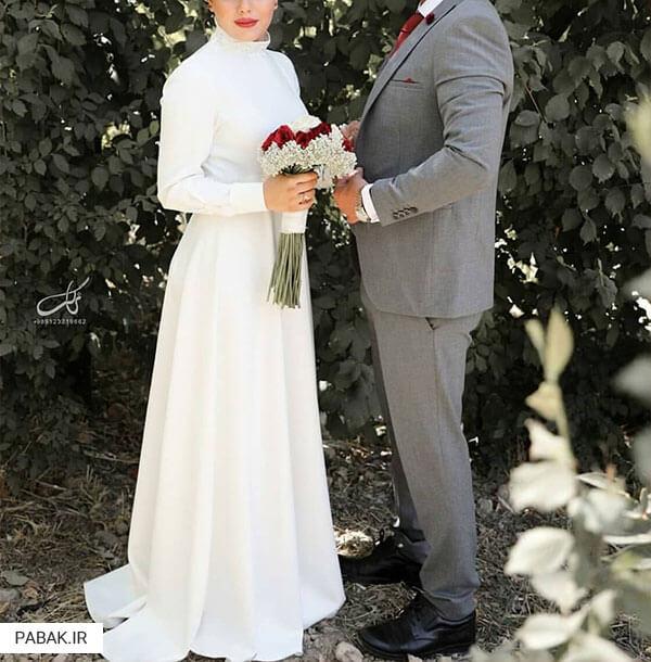 عروس را با توجه به اندام داماد انتخاب کنید - چگونه لباس عروس انتخاب کنیم