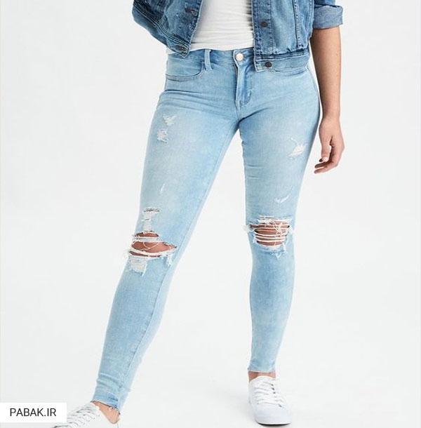 و معایب شلوار جین فاق کوتاه - همه چیز درباره شلوار جین فاق کوتاه