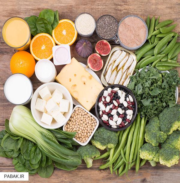 روزانه ما به کلسیم چقدر است؟ - منابع گیاهی کلسیم