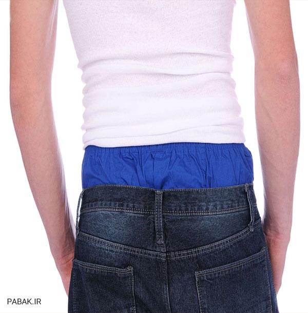 لباس هایی را همراه شلوار فاق کوتاه بپوشیم - همه چیز درباره شلوار جین فاق کوتاه