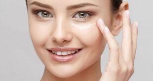 ویتامین E برای پوست دور چشم