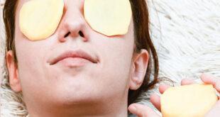 ماسک سیب زمینی برای زیبایی و جوانی پوست