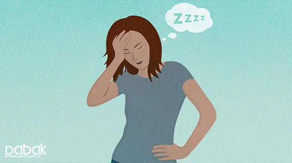 Lack of sleep - مشکل کم خوابی در دوران کرونا