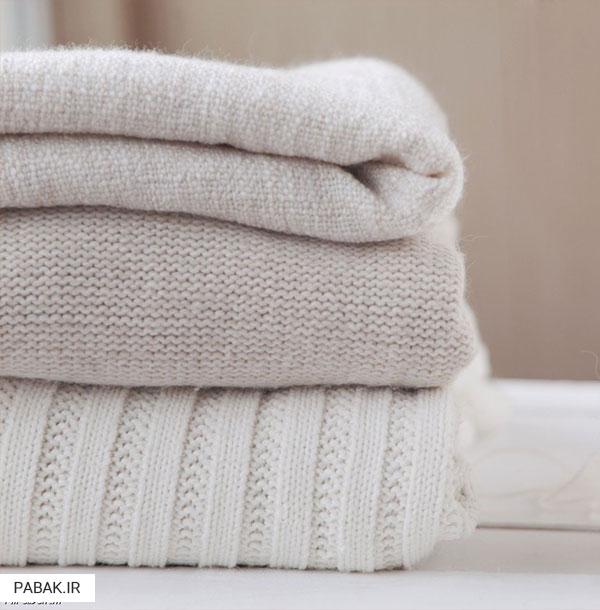 های پشمی - بهترین پارچه های لباس زمستانی