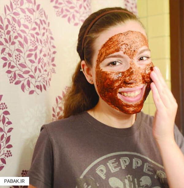 برای خوشرنگ کردن چهره - خواص دارچین برای پوست و مو