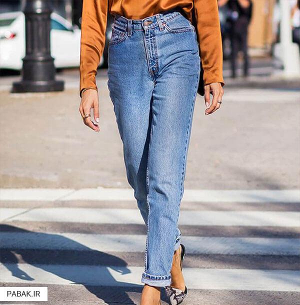 های فاق بلند و کمی بیشتر - همه چیز درباره شلوار جین فاق بلند